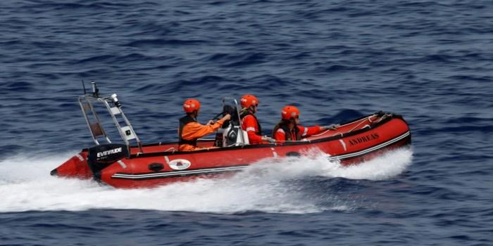 Migran Diselamatkan dari Kapal di Laut Tengah