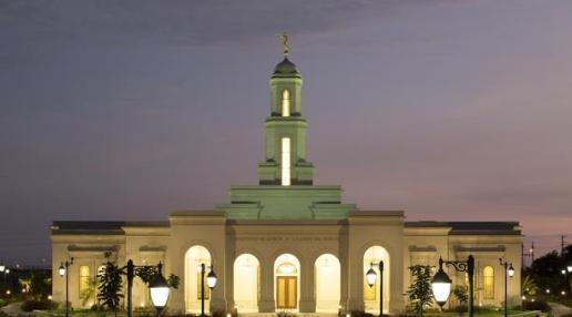 Templo de Trujillo será dedicado por Élder Uchtdorf hoy 21 de junio.