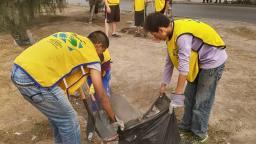 Esta iniciativa fue bien recibida por los vecinos del distrito de Comas