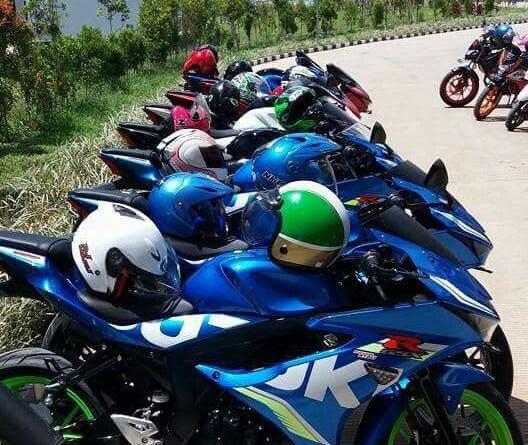 Suzuki Gsx Club Indonesia Region Jayapura Resmi Terbentuk