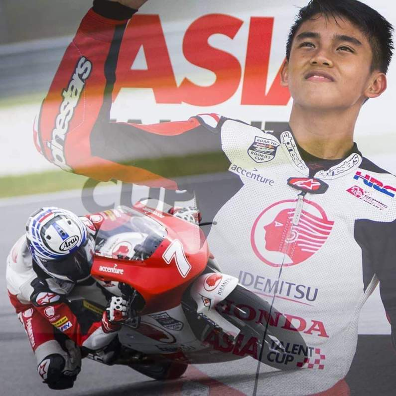 Mario Suryo Aji juara race 1 ATC 2018 Seri sepang.