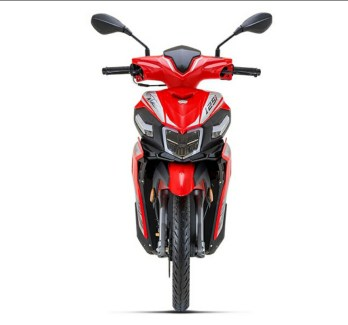 Benelli VZ125i_Red_frontView
