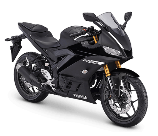 New Yamaha R25 MY 2019 -matte black