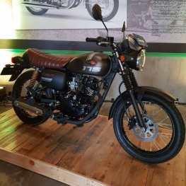 Kawasaki-W175-Cafe-Racer-2019-Grey