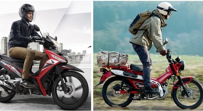 Honda Ct125 Disebut Netizen Supra Modif Ini Perbedaan Mesin Honda Ct125 Dan Supra X 125 Fi Zona Motor Dot Net