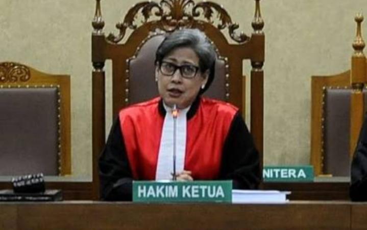 Artha Silalahi Calon Hakim Agung yang Baru