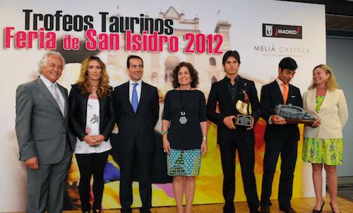 premios-taurinos-san-isidro-2013