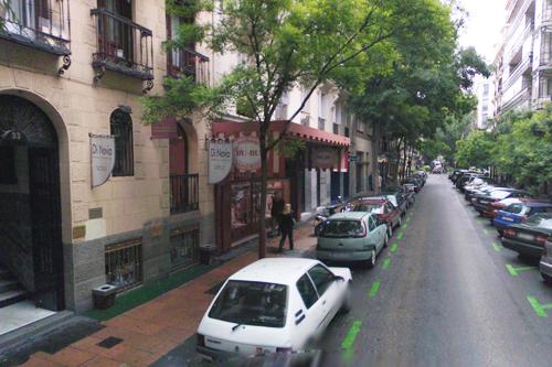 calle castello
