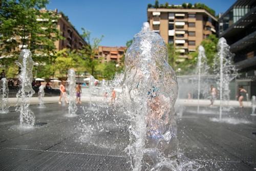 Fuente de la Plaza de Daoiz y Velarde - G. Bravo (Zonaretiro.com)