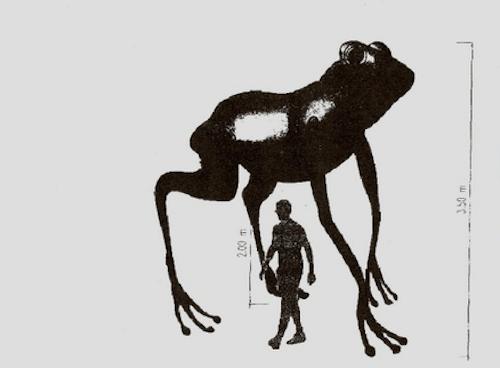 escultura-rana-colon