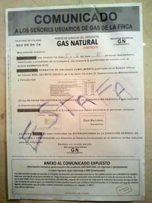 estafa-gas
