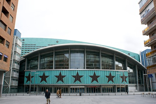 palacio de deportes madrid
