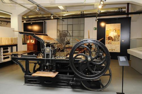 Museo de la Imprenta Municipal