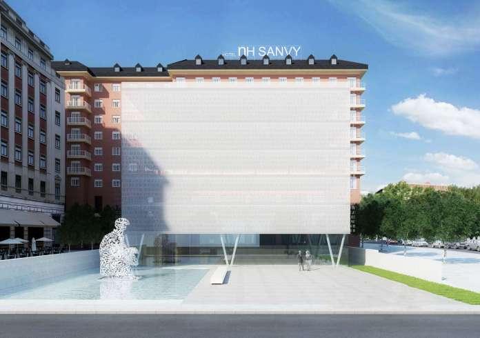 hotel-nh-banco-madrid