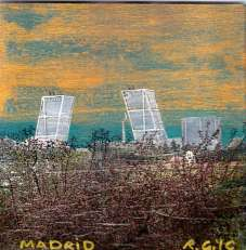 Las torres inclinadas de Madrid
