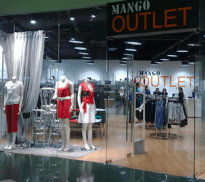mango abre una nueva tienda outlet en madrid capital