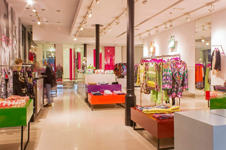 Zona Retiro -Custo Barcelona cierra su tienda de la calle Serrano ...