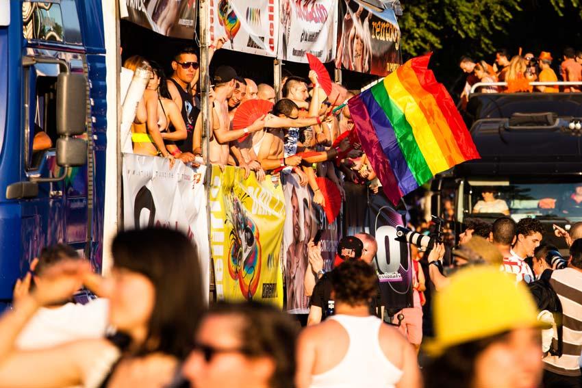 zona retiro fiestas del orgullo gay 2016 hasta el 3 de julio