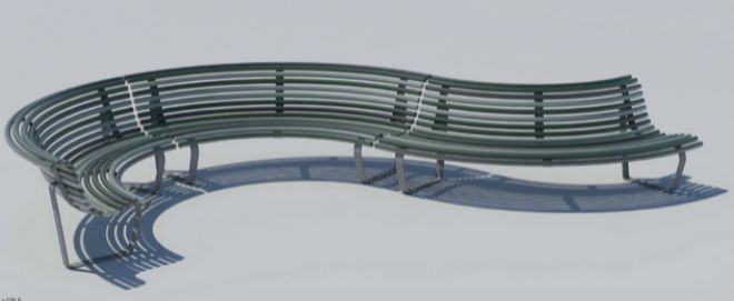 'Arco' es otro de los proyectos seleccionados. Ayuntamiento de Madrid