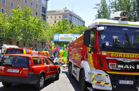 Foto: Bomberos de Madrid