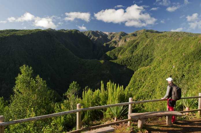 Mirador del Topo de las Barandas (La Palma) - Foto: Saúl Santos