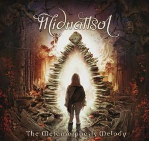 CD de Midntattsol denominado The metamorphosis melody