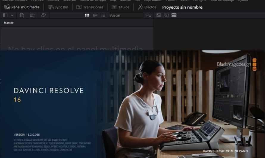 DaVinci Resolve Studio 16.2 – WIN/MAC