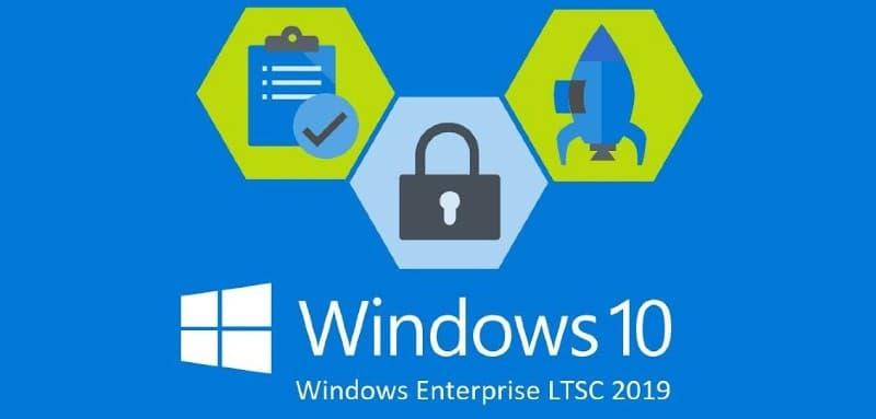 Windows 10 Enterprise LTSC 2019 1809[17763.348] [ES][Marzo 2019]