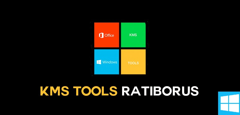 KMS Tools Portable v01.12.2019, by Ratiborus, Activador para Window y Office 2019 [32-64 Bits]