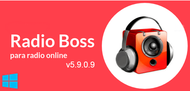 Descargar RadioBOSS v5.9.0.9 100% Full [Windows]