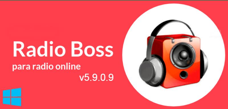 Descargar RadioBOSS v5.9.0.9 100% Full [Windows]