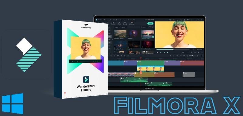 Wondershare Filmora X 10.0.7.0 x64