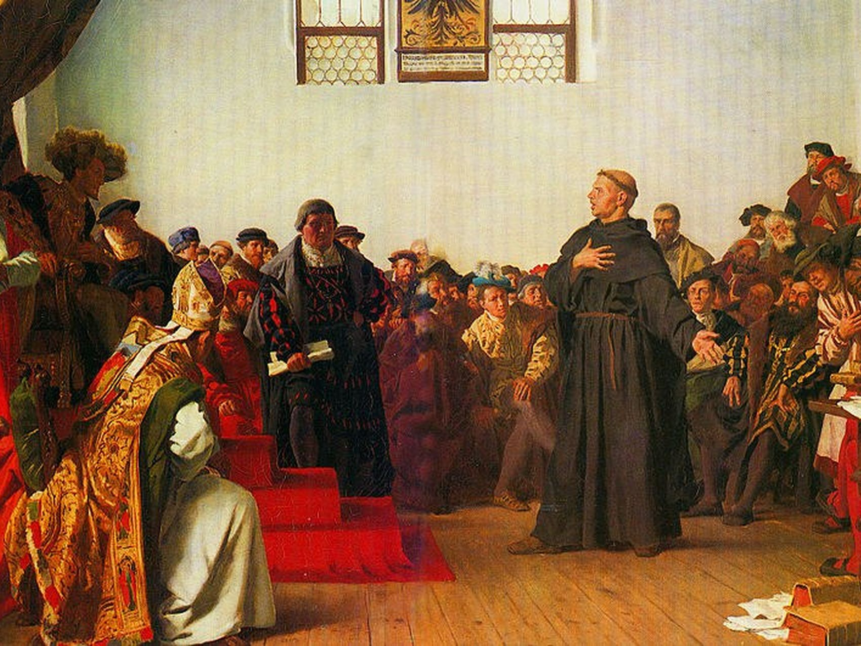 How The Protestant Reformation Started