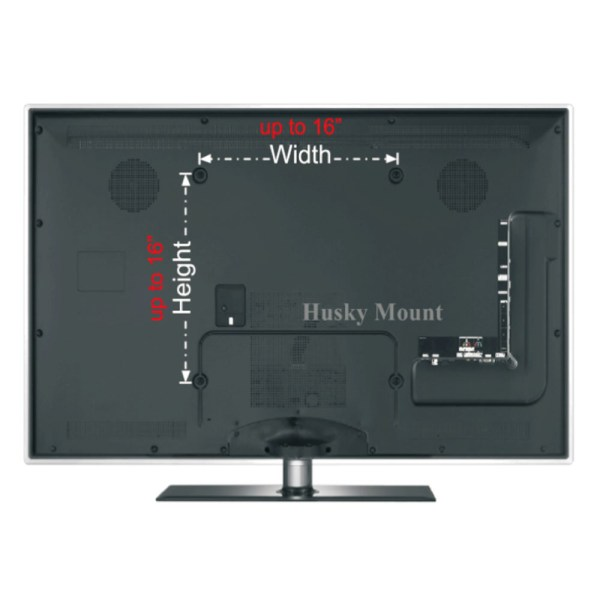 E15sb Full Motion Tv Wall Mount Bracket 13 32 42 47 50 Led Lcd Flat Screen