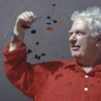 Alexander Calder et ses corps en suspension