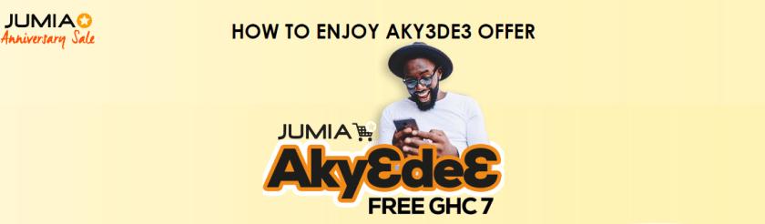 jumia Akyedee