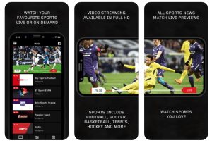 Bests Apps To Watch Live Sports on iPhone 2020