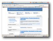 Monetizing the Web