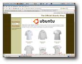 Ubuntu Shop