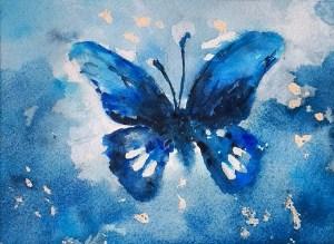Blue BF
