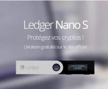 portefeuille bitcoin Ledger