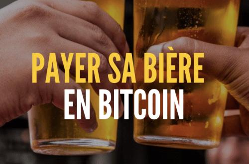 bar bière bitcoin