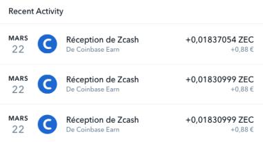 gagner des zcash facilement