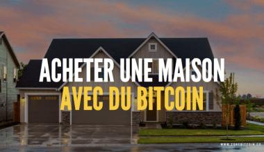 acheter une maison avec des crypto-monnaies