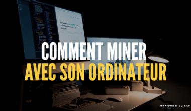 miner avec son ordinateur