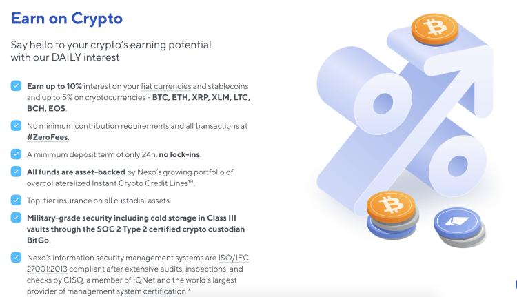gagner intérêts crypto