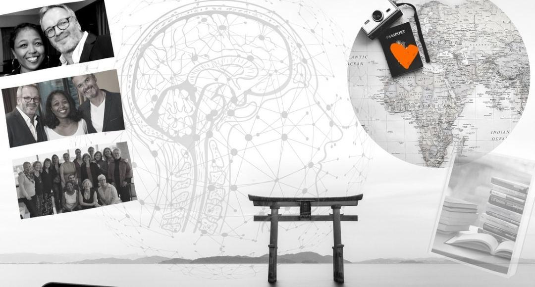 David Lefrancois, Martin Latulippe, formation en neurosciences au service des compétences du Coach, voyage au Japon