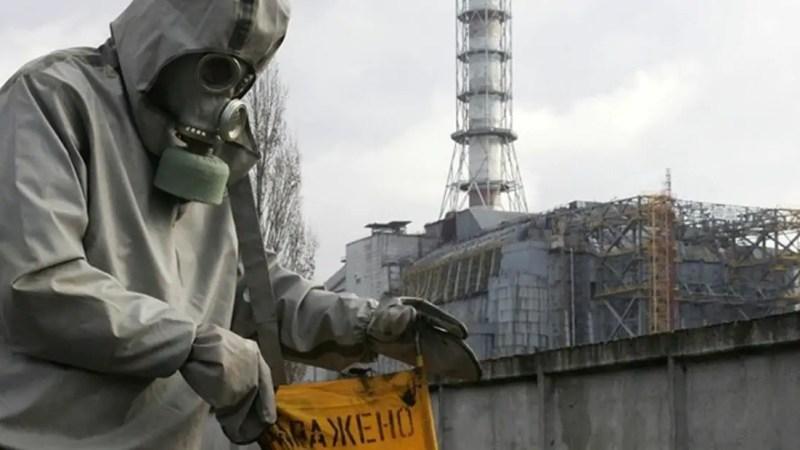 chernobyl en netflix