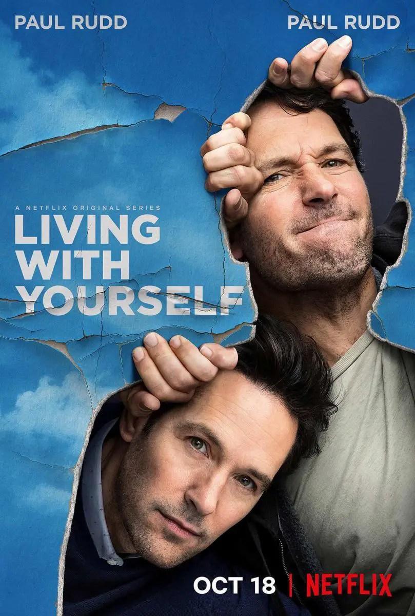 Cómo vivir contigo mismo (Living With Yourself) de Netflix, 2 de las mejores actuaciones de Paul Rudd