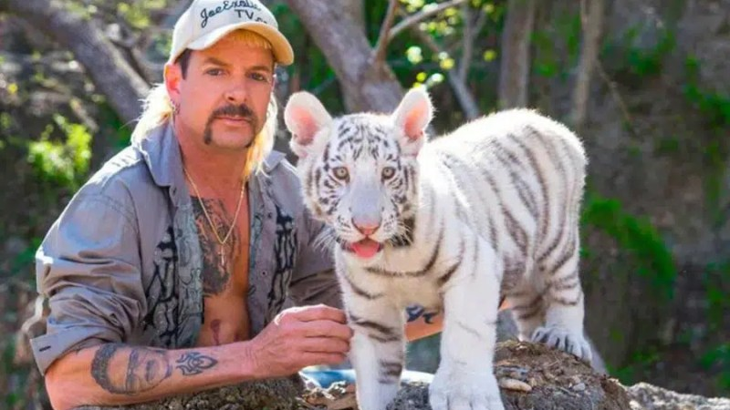 joe exotic pelicula netflix